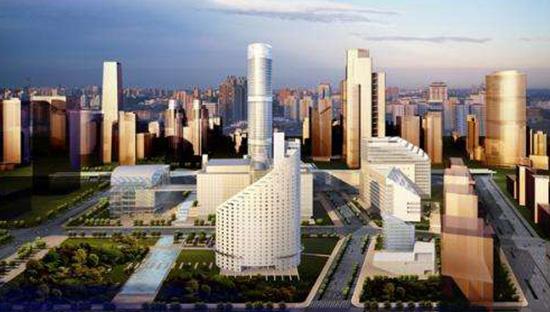 Специальная серия классических проектов в Хэбэе в 2018 году: новое будущее города Кайли, WEIBO Elevator помогает быстрому развитию урбанизации в провинции Хэбэй