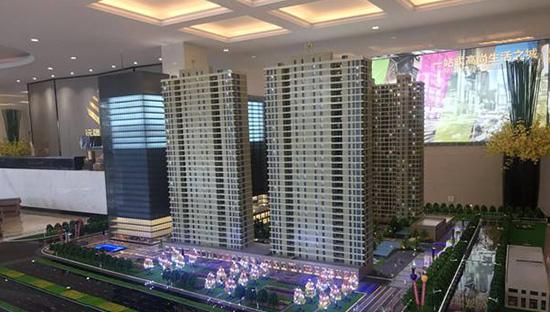Говори с силой! WEIBO Elevator сотрудничает с Tongjia Real Estate, чтобы совместно создать бренд дома, качественный дом!