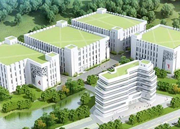 Индустриальный парк предпринимательства и инноваций малых и микропредприятий города Цяньцзинь