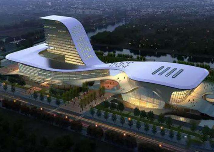 Suqian Культурно-спортивный центр